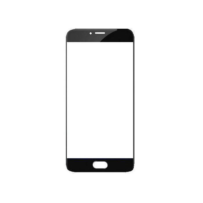 Стекло Full Coverage Meizu M5 black