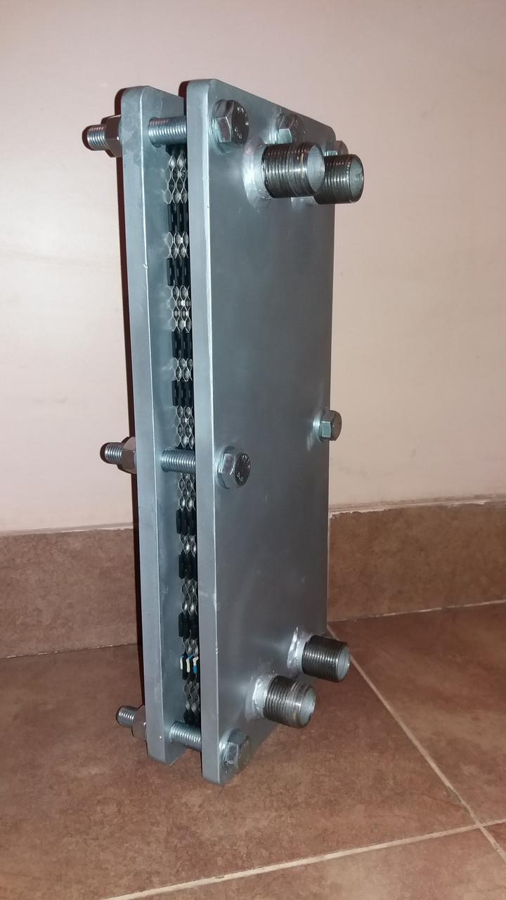 Пластинчатый теплообменник 100 квт купить монтаж теплообменника ридан цена