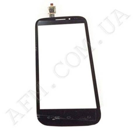 Сенсор (Touch screen) Fly IQ4404 Spark чёрный, фото 2