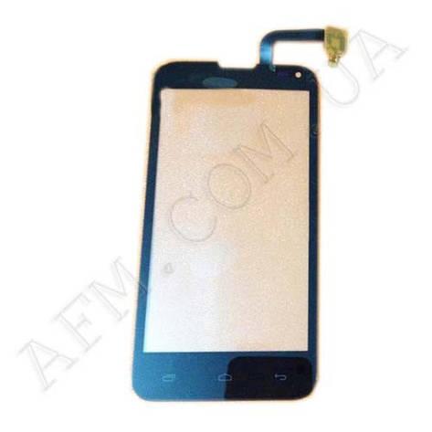 Сенсор (Touch screen) Fly IQ4415 чёрный, фото 2