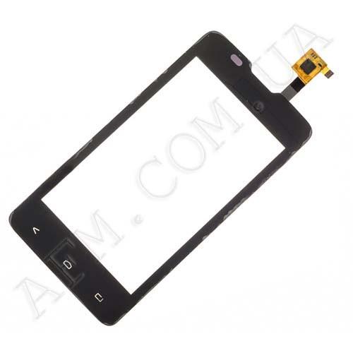 Сенсор (Touch screen) Fly IQ449 чёрный