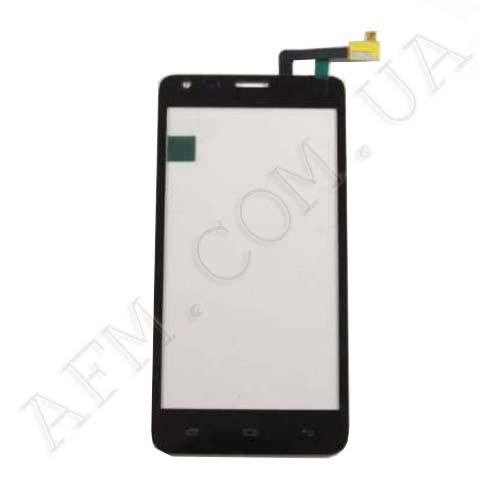 Сенсор (Touch screen) Fly IQ456 Era Life 2 чёрный