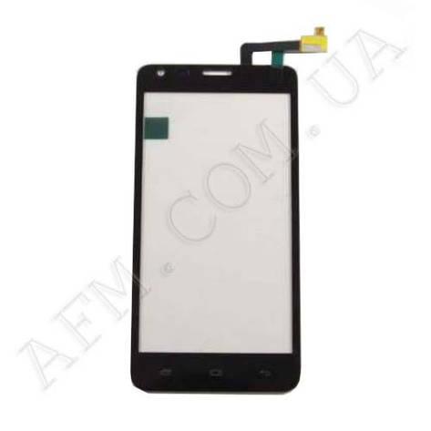 Сенсор (Touch screen) Fly IQ456 Era Life 2 чёрный, фото 2