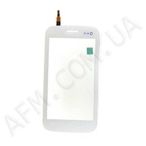 Сенсор (Touch screen) Fly IQ450 Horizon белый