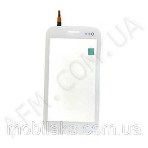 Сенсор (Touch screen) Fly IQ450 Horizon белый, фото 2