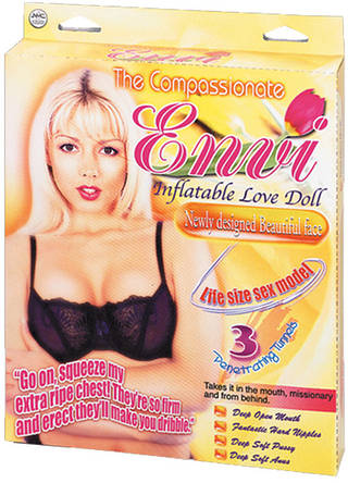 ENVI INFLATABLE LOVE DOLL (T120033)