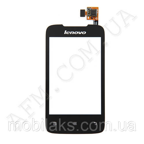 Сенсор (Touch screen) Lenovo A269i/  A269 чёрный