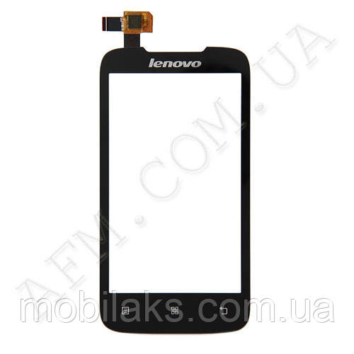 Сенсор (Touch screen) Lenovo A369i чёрный