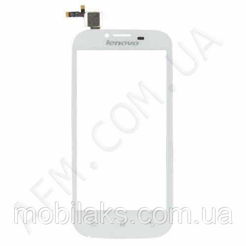Сенсор (Touch screen) Lenovo A706 белый