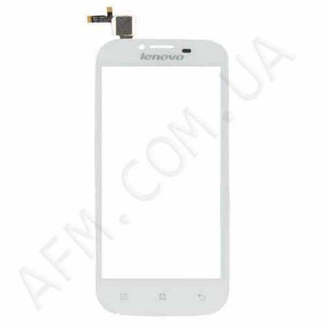 Сенсор (Touch screen) Lenovo A706 белый, фото 2