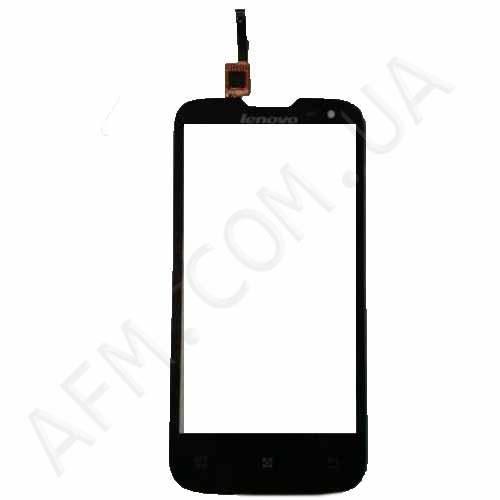 Сенсор (Touch screen) Lenovo A830 чёрный