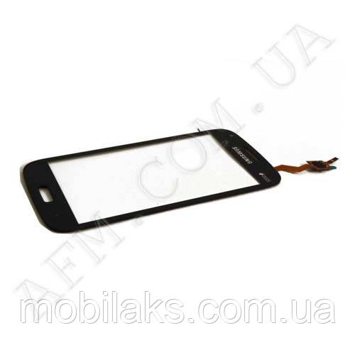 Сенсор (Touch screen) Samsung i8262/  i8260 синий
