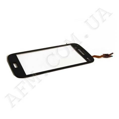 Сенсор (Touch screen) Samsung i8262/  i8260 синий, фото 2