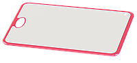 Дошка обробна Irak Plastik Пряма біло-червона, фото 1