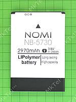 Аккумулятор NB-5730 Nomi i5730 Infinity 2970mAh, Оригинал