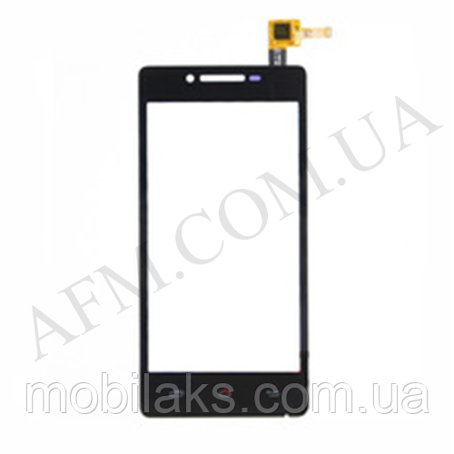 Сенсор (Touch screen) Prestigio 5450/  5451/  5457/  3451 MultiPhone PAP Duo чёрный