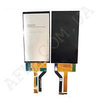 Дисплей (LCD) HTC 626/  626G Desire Dual Sim/  530/  630/  650 с сенсором чёрный