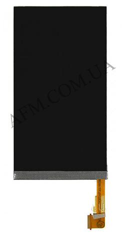 Дисплей (LCD) HTC 801e One M7/  801n с сенсором черный, фото 2
