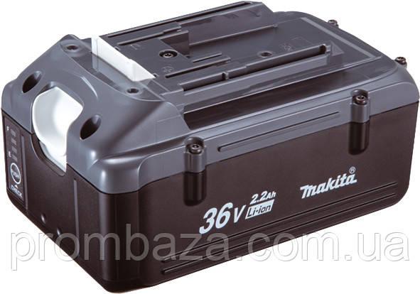 Аккумуляторная батарея Makita BL3622A (Li-ion 36 V, 2.2 Ач), фото 2
