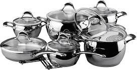 Набор посуды Vinzer Stella 14 пр. 89020
