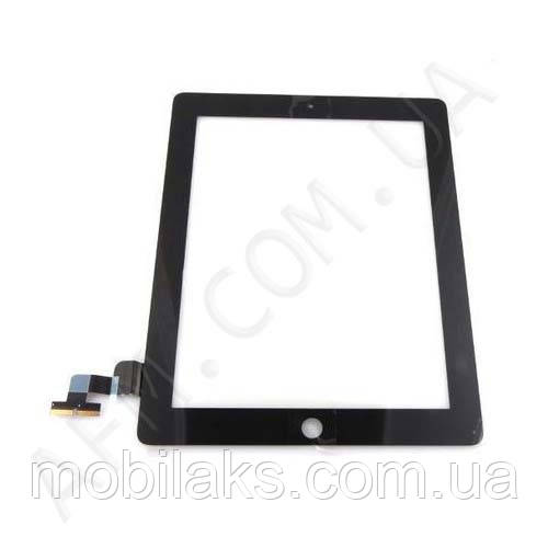 Сенсор (Touch screen) iPad 2 черный полный комплект