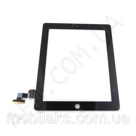 Сенсор (Touch screen) iPad 2 черный полный комплект, фото 2