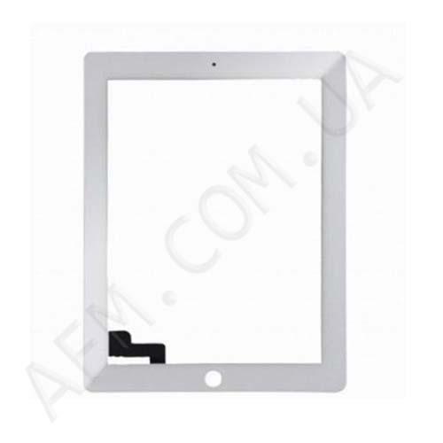 Сенсор (Touch screen) iPad 2 белый полный комплект
