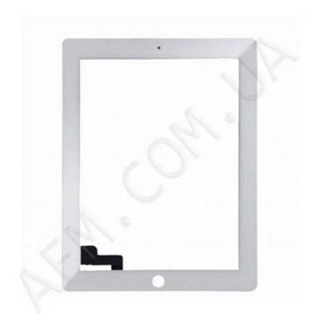 Сенсор (Touch screen) iPad 2 белый полный комплект, фото 2