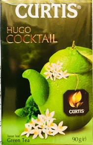 Чай зеленый Hugo Cocktail Curtis , 90 гр