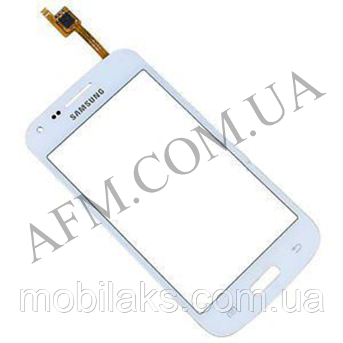 Сенсор (Touch screen) Samsung G350 Galaxy Core Plus Duos белый оригинал