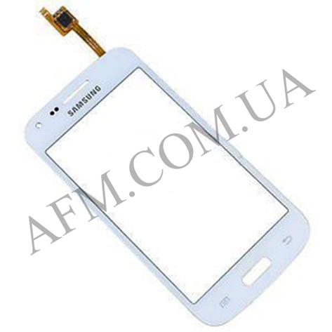 Сенсор (Touch screen) Samsung G350 Galaxy Core Plus Duos белый оригинал, фото 2