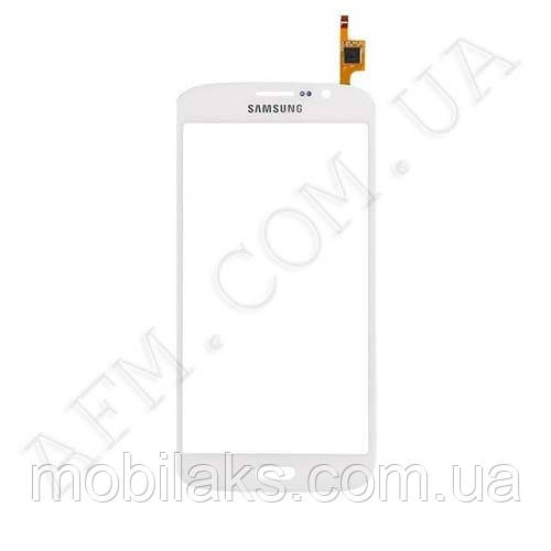 Сенсор (Touch screen) Samsung i9150/  i9152 Galaxy Mega белый