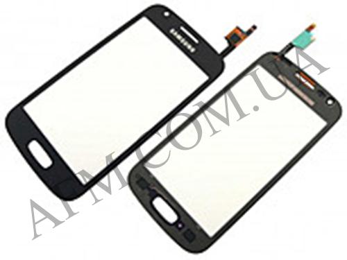 Сенсор (Touch screen) Samsung S7272/  S7270/  S7275 чёрный, фото 2