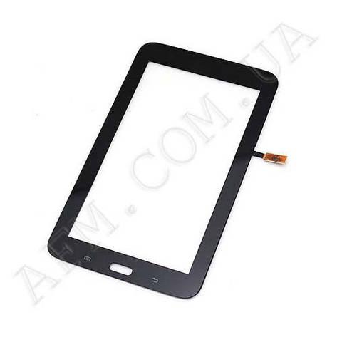Сенсор (Touch screen) Samsung T111 Galaxy Tab 3 Lite 7.0 3G чёрный, фото 2