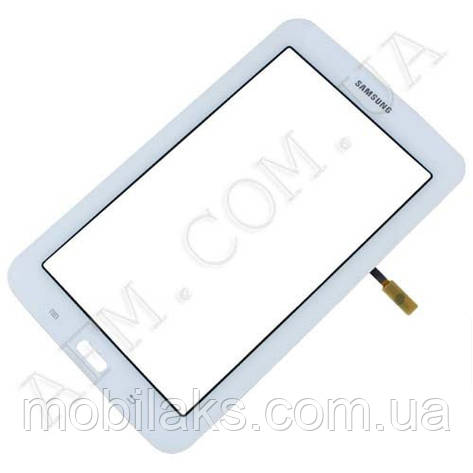Сенсор (Touch screen) Samsung T111 Galaxy Tab 3 Lite 7.0 3G белый, фото 2