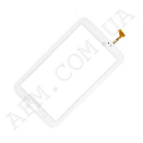 "Сенсор (Touch screen) Samsung T211 Galaxy Tab 3 7.0""/  T2110/  P3210 белый, фото 2"