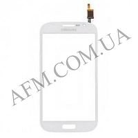 Сенсор (Touch screen) Samsung i9080 Galaxy Grand/  i9082 белый