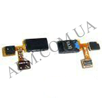 Динамик Samsung S5830/  S5830i Galaxy Ace с датчиком света,   на шлейфе