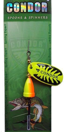 Блесна-вертушка Condor 5181-4 Color 804 10г