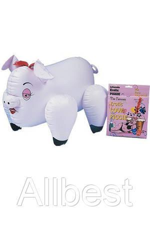 Надувная свинка PVC Inflatable Piggie (T160046)