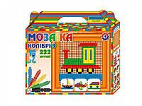 Игрушка мозаика Колибри 3 ТехноК 1103