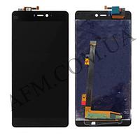 Дисплей (LCD) Xiaomi Mi4i с сенсором чёрный