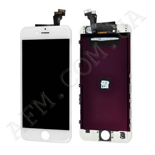 Дисплей (LCD) iPhone 6 (4.7) с сенсором белый