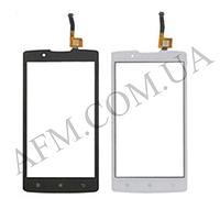Сенсор (Touch screen) Lenovo A2010 белый оригинал