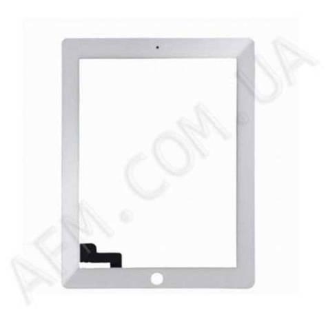 Сенсор (Touch screen) iPad 2 белый, фото 2