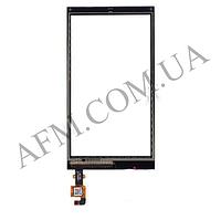 Сенсор (Touch screen) HTC 620G Desire Dual Sim чёрный