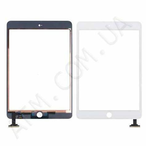 Сенсор (Touch screen) iPad mini/  iPad mini 2 Retina белый, фото 2