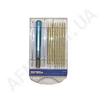 Набор отверток Top Good 16109 (8 двухсторонних насадок + ручка + 2 пинцета)