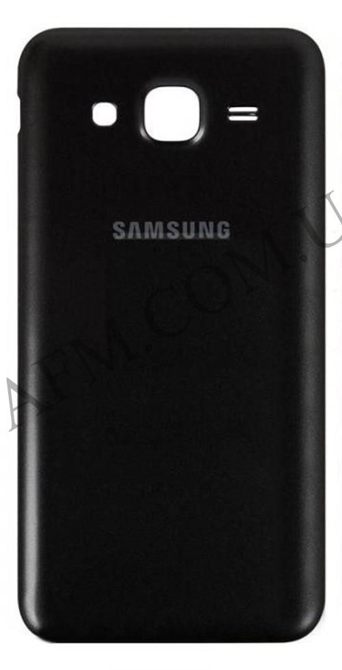 Задняя крышка Samsung J500H/  DS Galaxy J5 чёрная