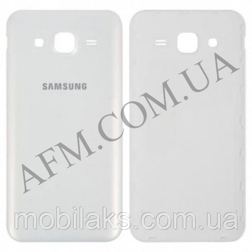 Задняя крышка Samsung J500H/  DS Galaxy J5 белая